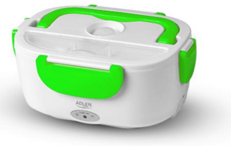 Adler električna kutija za užinu AD4474, 1,1 L, zelena