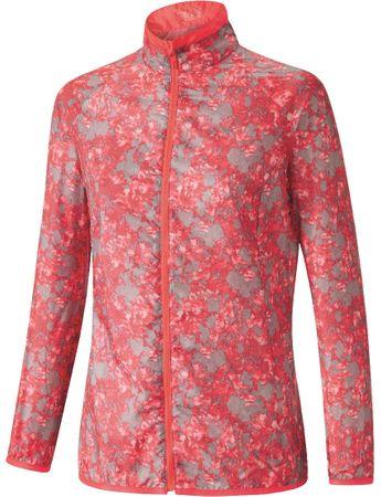 Mizuno Premium Aero Jacket Diva Pink Griffin XS kabát