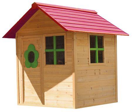 TRIGANO Drewniany domek ogrodowy ARMELLE