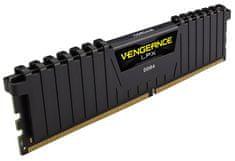 Corsair pomnilnik (RAM) VENGEANCE LPX 16 GB (2 x 8 GB), DDR4 DRAM, 3000 MHz, CL15
