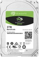 Seagate BarraCuda - 3TB (ST3000LM024)