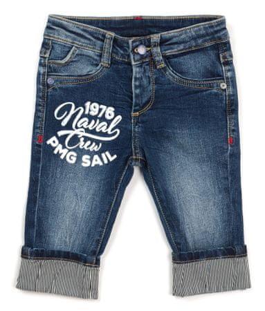 Primigi chlapecké jeansy 74 modrá