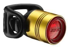 Lezyne Tylna lampka rowerowa LED Femto Drive Rear Gold