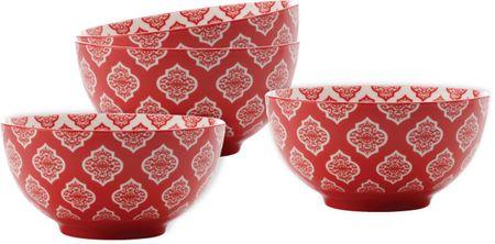 Maxwell & Williams porcelanaste sklede, 4 kosi