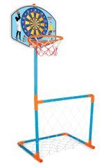 Pilsan Basketbalová doska s futbalovou bránkou
