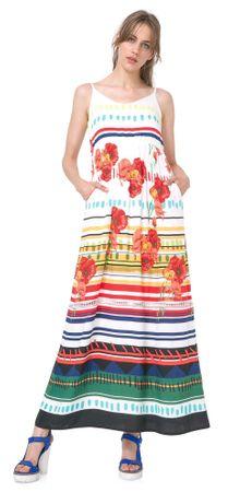 Desigual női ruha Sofia 40 többszínű