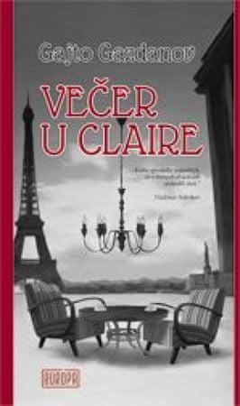 Gazdanov Gaito: Večer u Claire