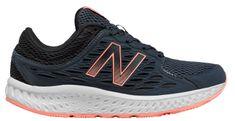 New Balance tekaški copati W420LG3, črni/oranžni