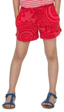 Desigual kombinezoni za djevojčice Ivory 116 crvena