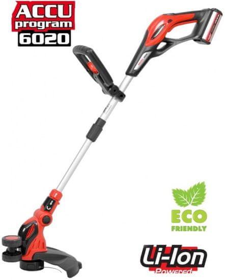 Hecht 5020 - rozbaleno