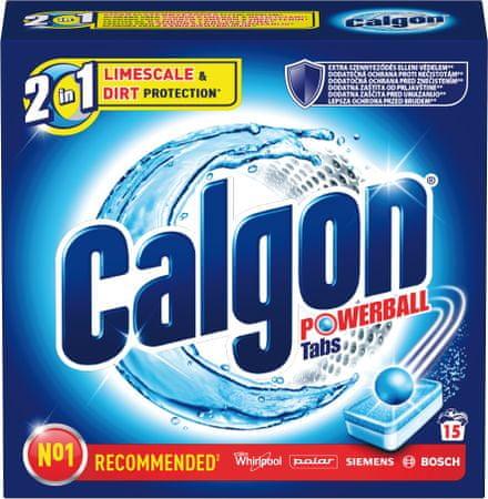 Calgon Tabs 2v1 15 ks