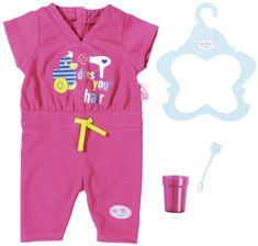 BABY born pižama in zobna ščetka