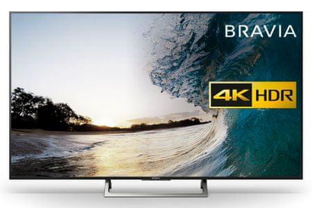 Sony 4K LED TV prijemnik KD-65XE8596B