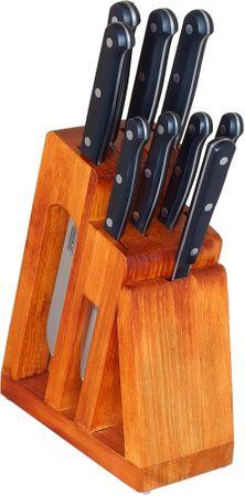 KDS Tároló 8 késsel és villával Trend