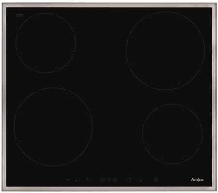 Amica DI 6401 RB Beépíthető Elektromos főzőlap