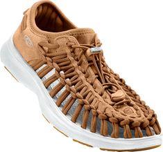 KEEN moški čevlji Uneek O2, rjavi/beli