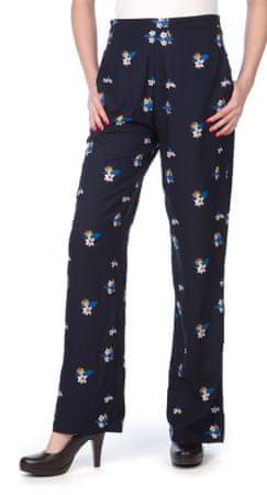Pepe Jeans ženske hlače Beth XS temno modra