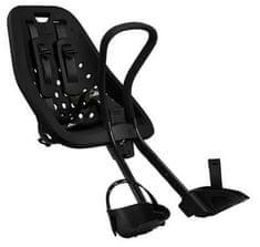 Thule otroški kolesarski sedež Yepp mini, črn - Odprta embalaža