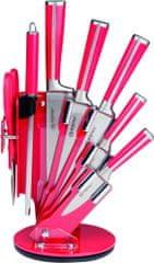 Alpina Zestaw noży z obrotowym stojakiem, Alpina 41293