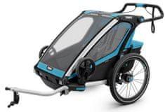 Thule športni voziček Chariot Sport2, moder