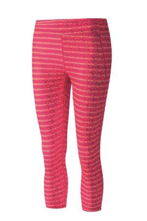 Mizuno spodnie Multi Kemari 3/4Tights Diva Pink Orange Pop