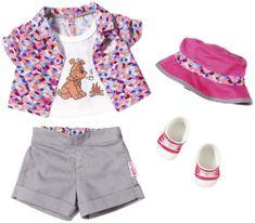 BABY born komplet odjeće za kampiranje