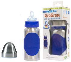 Pacific Baby GoGrow Nerezová ekoláhev 300 ml