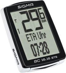Sigma BC 16.16 STS Kerékpár Komputer