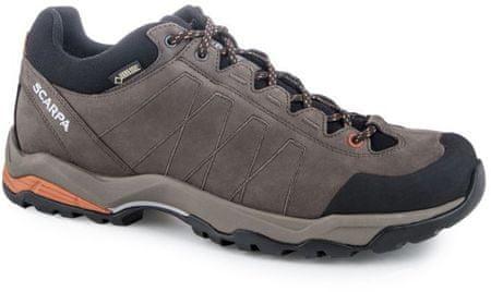 Scarpa buty turystyczne Moraine Plus GTX charcoal/mango 46