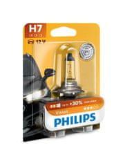Philips halogena žarulja H7 Vision + 30%, 12 V