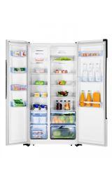 Hisense RS670N4HW1 Amerikai hűtőszekrény