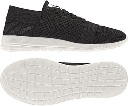 ADIDAS PERFORMANCE női futó cipö, fekete element refine 3 w