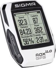 Sigma Licznik rowerowySigma ROX 11.0 GPS Set White