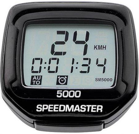 Sigma Speedmaster 5000 Kerékpár computer