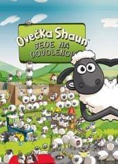 Ovečka Shaun jede na dovolenou