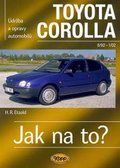 Etzold Hans-Rudiger Dr.: Toyota Corolla - 8/92 -1/02 - Jak na to? - 88.