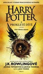 Rowlingová Joanne Kathleen: Harry Potter a prokleté dítě - část první a druhá
