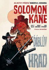 Allie Scott: Solomon Kane 1 - Ďáblův hrad - brož.