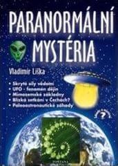 Liška Vladimír: Paranormální mystéria