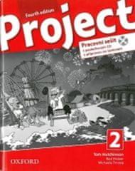 Hutchinson, T.; Hardy-Gould, J.; Trnová,: Project 2 Pracovní sešit s poslechovým CD a Project Online