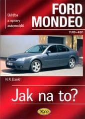 Etzold Hans-Rudiger Dr.: Ford Mondeo - 11/2000-4/2007 - Jak na to? - 85.