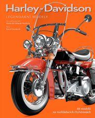 Szymezak Pascal: Harley-Davidson - Legendární modely