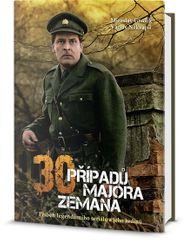 Graclík Miroslav, Nekvapil Václav,: Třicet případů majora Zemana - Příběh legendárního seriálu a jeh