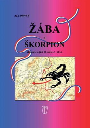 Drnek Jan: Žába a škorpion