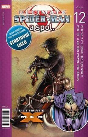 Bendis Brian Michael: Ultimate Spider-man a spol. 12