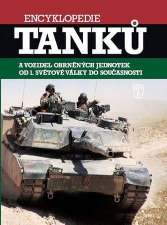 Bishop Chris: Encyklopedie tanků a vozidel obrněných jednotek od 1. světové války do současnosti