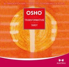 Osho: Transformativní tarot - 60 obrázkových karet a kniha pro duchovní vhled a rozvoj