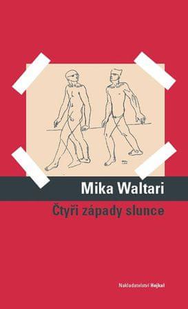 Waltari Mika: Čtyři západy slunce