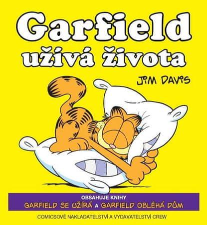 Davis Jim: Garfield užívá života (č.5+6)