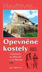 Fišera Zdeněk: Opevněné kostely II. díl v Čechách, na Moravě a ve Slezsku